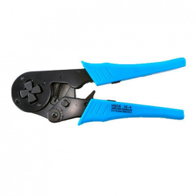 Кримпер клещи для обжима опрессовки наконечников 4-16 мм2 HSC8 16-4