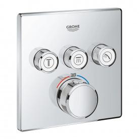 Grohtherm SmartControl Термостат встраеваемый на 3 выхода GROHE 29126000