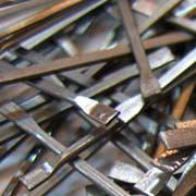 Фібра металева 0.75х52 для армування бетону