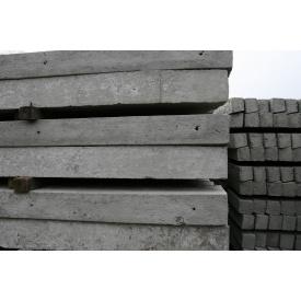 Столб бетонный для заборов 80х90 мм 4,0 м