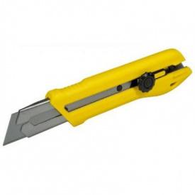 Нож монтажный Stanley Instant Change 160 мм с выдвижным лезвием 25 мм