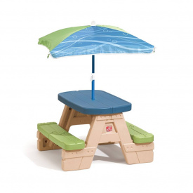 Стол для игр Sit&Play 48x93x73 см