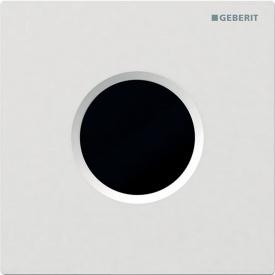 Система электронного управления смывом писсуара Geberit питание от сети Sigma01 цвет белый 116.021.11.5