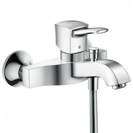 Metropol Classic Смеситель для ванны однорычажный с рычаговой рукояткой ВМ HANSGROHE 31340000