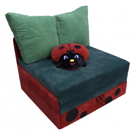 Детский диванчик малютка Ribeka Солнышко (24M04)