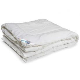 Одеяло детское силиконовое Руно антиаллергенное зимнее белое 140x105 см