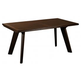 Стол пластиковый Allibert Dante коричневый