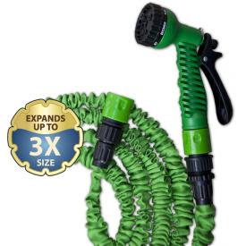 Розтягується шланг TRICK HOSE WTH722GR 7,5-22 м зелений