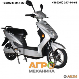 Электроскутер Forte VSX (серый)