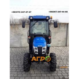 Мини трактор Solis 26 с кабиной