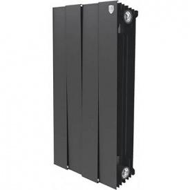 Радиатор Royal Thermo PianoForte Noir Sable (4 секции)