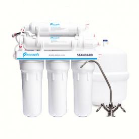 Фильтр обратного осмоса Ecosoft Standard 6-50 М c минерализатором MO650MECOSTD
