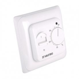 Термостат кімнатний з датчиком температури підлоги стандарт Valtec VT AC602.0.0