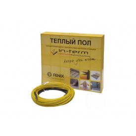 Нагревательный кабель In-Therm 64 м - 6,4 м2 - 7,7 м2 - 1300 Вт
