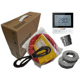 Теплый пол в стяжку двухжильный нагревательный кабель Ryxon HC-20 (5 м.кв) 1000 вт Серия HOF 920