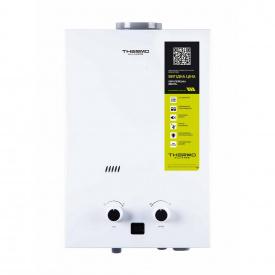 Газовая колонка Thermo Alliance дымоходная Compact JSD 20-10CL 10 л белая