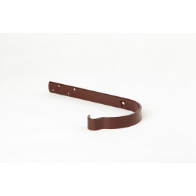 Крюк желоба Plannja 150 коричневый