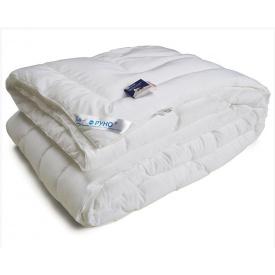 Одеяло Руно искусственный лебяжий пух двуспальное 172x205 см микрофибра 1650 г