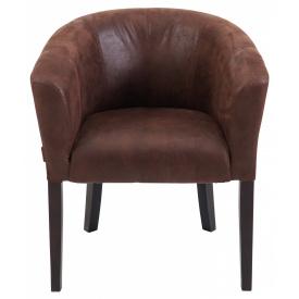 Кресло Richman Версаль 65 x 65 x 75H London Chocolate Коричневое