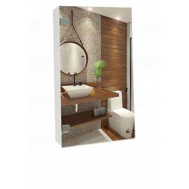 Шкаф-зеркало 40x63x12см ШК822