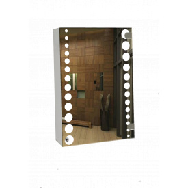 Шкаф-зеркало 36x53x12см ШК831