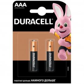 Батарейки DURACELL LR03 MN2400 упаковка по 2 шт