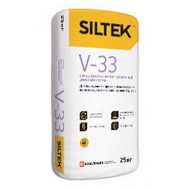 SILTEK V-33 18 кг Суміш для еластичної гідроізоляції двокомпонентна