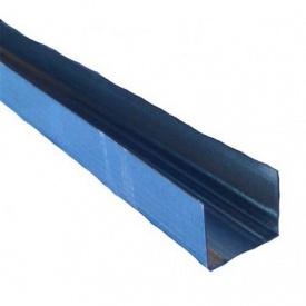Профиль для гипсокартона UD-27 4 м 0,4 мм