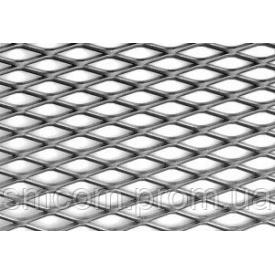 Просічно-витяжний лист AISI 430 3х1250х700 мм