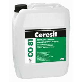 CERESIT CO-81 Средство для защиты от капиллярной влаги 10 л