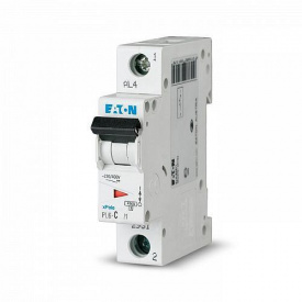 Автоматичний вимикач PL6 1p C 16A 6kA Eaton