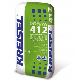 Суміш для підлоги самовирівнююча цементна, 3-15 мм Kreisel