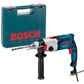 Дрель ударная Bosch Professional GSB 21-2 RE в чемодане с ЗИП
