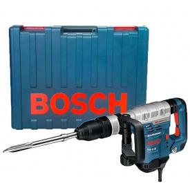 Отбойный молоток Bosch Professional GSH 5 CE в чемодане с пикоподобным зубилом