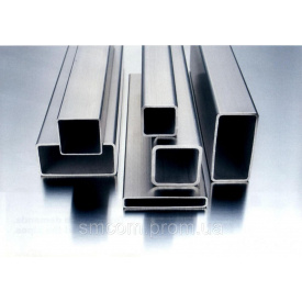 Труба алюмінієва профільна АД31 200х100 мм