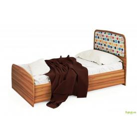 Ліжко 1-сп (б/матрацу та каркасу) Колібрі Світ Меблів