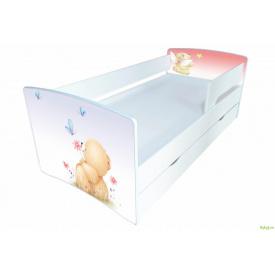 Серія Kinder-cool New / Кіндер-кул Нью (сп.м.90х190) + ящик та бортик Viorina-Deko