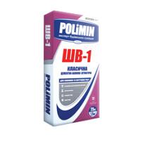 Цементно-вапняна штукатурка POLIMIN ШВ-1 Класична 25 кг