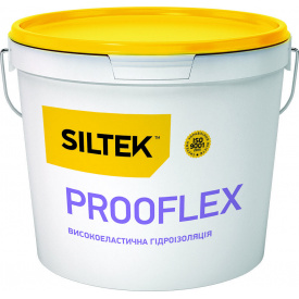 SILTEK Prooflex VA-33 7,5 кг Високоеластична однокомпонентна тонкошарова гідроізоляція