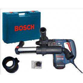 Перфоратор Bosch Professional GBH 3-28 DRE в чемодане с насадкой пылеудаления GDE 16 Plus