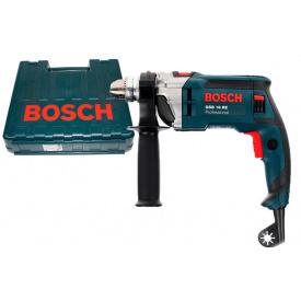 Дрель ударная Bosch Professional GSB 16 RE в чемодане с ЗИП