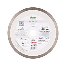 Диск алмазний Distar 1A1R 200x1,6/1,2x25,4 Hard ceramics для мокрого різання кераміки
