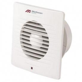 Вентилятор з москітною сіткою 100 мм 12 Вт 158х158х85 мм Mutlusan