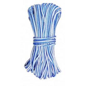 Шнур поліпропіленовий плетений 5 мм 30 м (Україна)