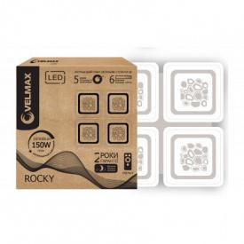 Светильник LED VELMAX V-CL-ROCKY 150W SMART 3000-6500K 10500Lm пульт ДК