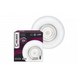 LED светильник VELMAX V-CL-MOON 80W smart 3000K-6500K 5600Lm пульт ДК