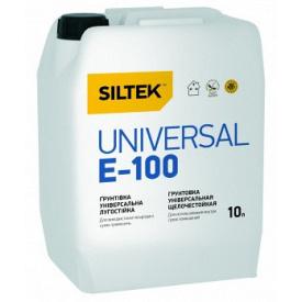 SILTEK Е-100 10 л Грунтовка Universal