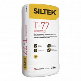 SILTEK МИКС+ Т-77 25 кг Смесь для систем теплоизоляции