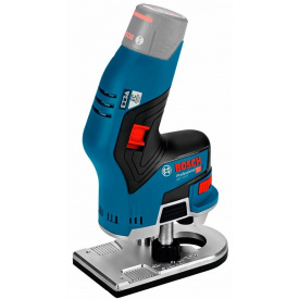 Фрезер акумуляторний Bosch Professional GKF 12V-8 без акб та з/п