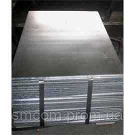 Цинк анодний ЦО 10x200x800мм